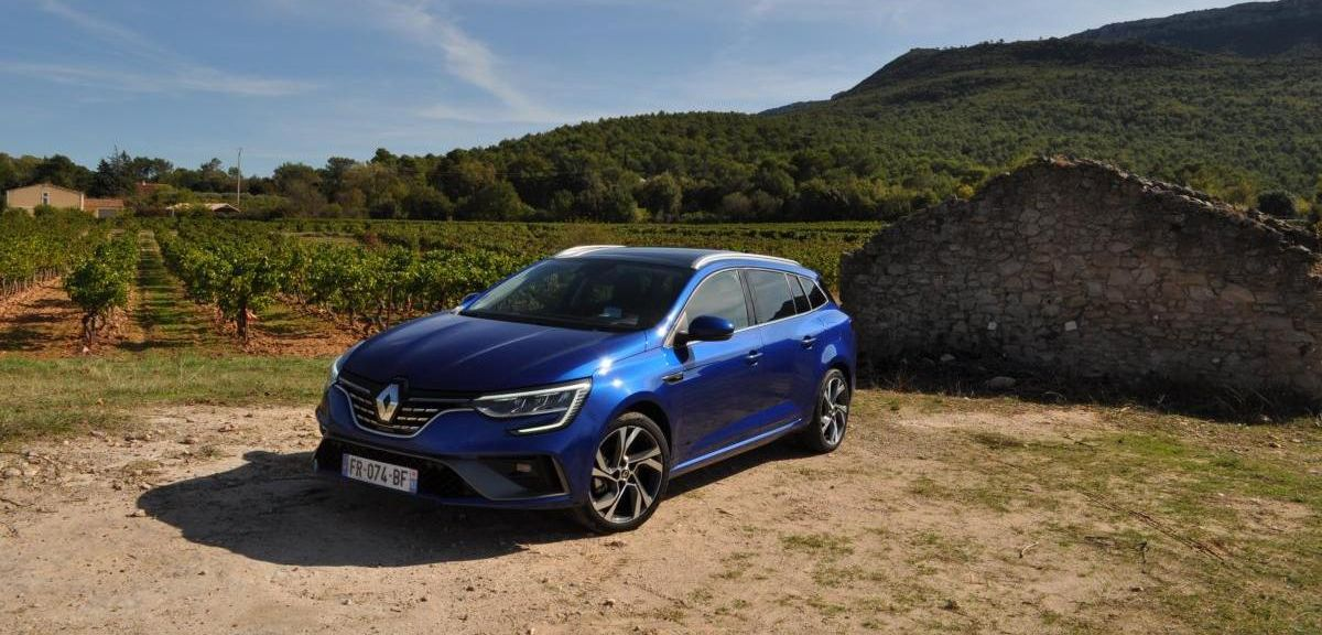 Essai Mégane Estate E-TECH Plug-in 160