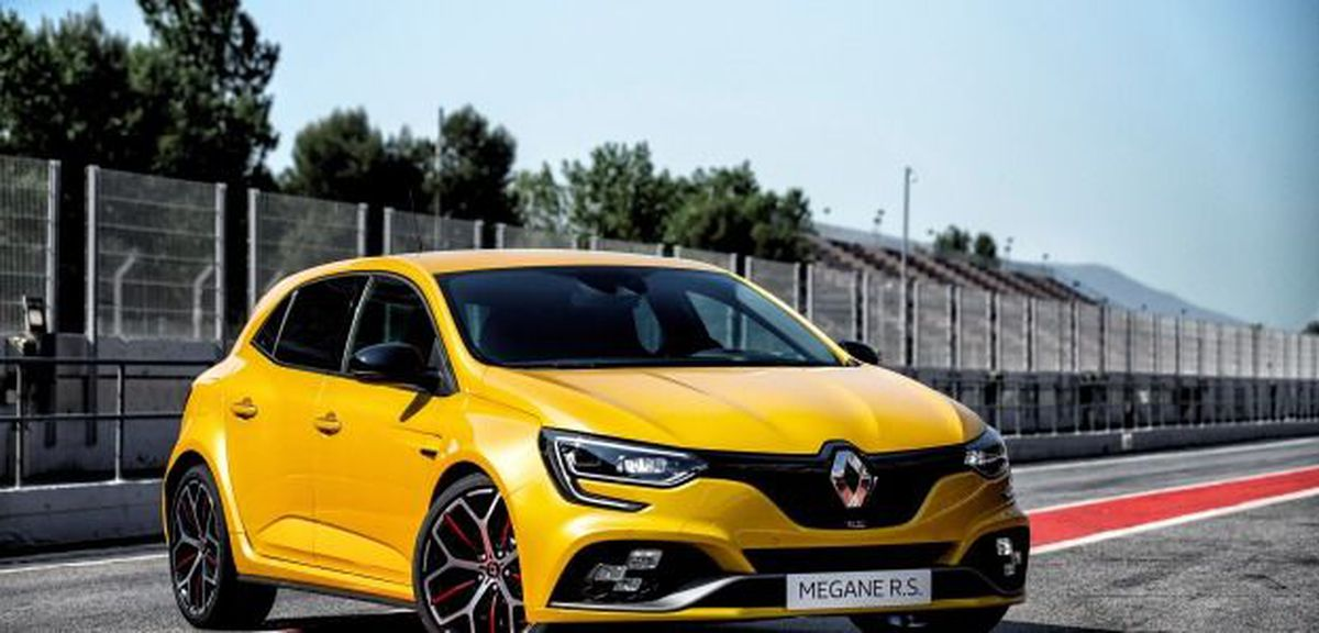 Mégane 4 RS Trophy