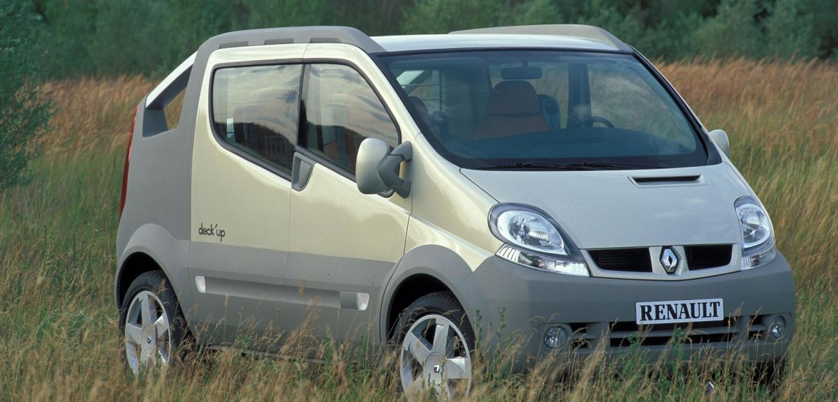Show-car Renault Trafic Deck Up (2004)