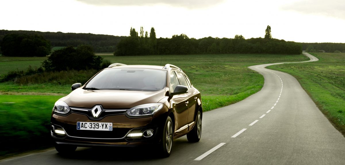 Mégane 3 Estate 2014