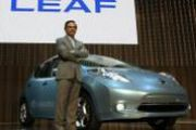 Nissan augmente la production de la LEAF