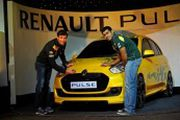 La Renault Pulse RS en Inde...