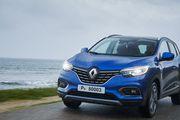 Retour du diesel pour le SUV Kadjar de Renault