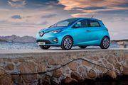 Renault en tête des ventes de véhicules électriques au 1er semestre