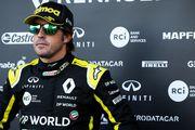 Fernando Alonso accidenté et hospitalisé