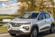 Quel résultat pour la Dacia Spring au crash-test ?