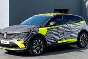 Renault dévoile un modèle de pré-série de sa Mégane-e