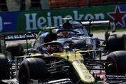 Grand Prix d'Italie: Renault rate le coche mais obtient de gros points