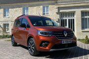 Le Nouveau Renault Kangoo totalement métamorphosé