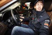 Sebastian Vettel met Infiniti à l'épreuve