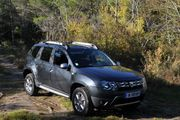Duster dCi 90 / TCe 125