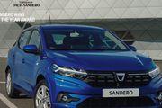 La Dacia Sandero remporte le prix Good Deal