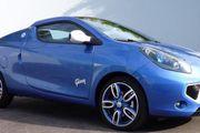 Renault Wind : aucun restylage à venir