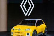 Renault s'inspire de son patrimoine pour le futur
