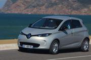 Renault veut doubler les ventes de sa Zoé