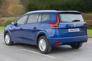 Un mélange de monospace break à venir chez Dacia