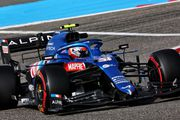 Qualifs F1 : Belle performance d'Esteban Ocon avec Alpine