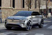 Un futur SUV urbain électrique chez Renault (2020)