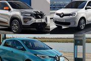 Quelle est la meilleure citadine électrique du Groupe Renault ?