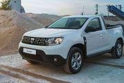 Dacia Duster : une version pick-up