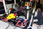 Journée inhabituelle pour Red Bull Racing