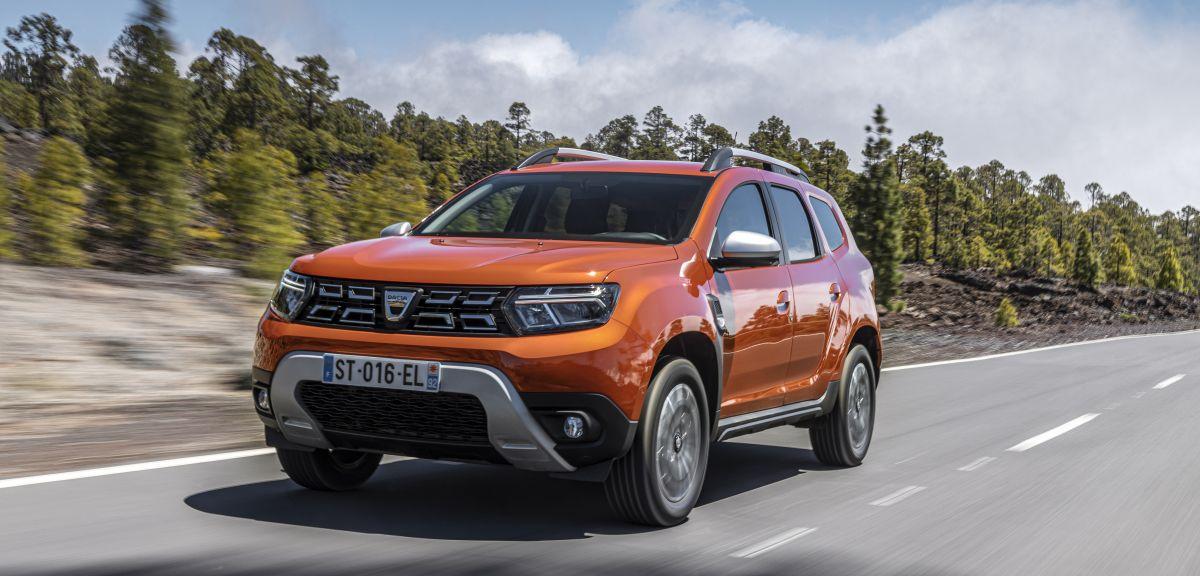 Nouveau Dacia Duster restylé (2021) : le SUV se modernise