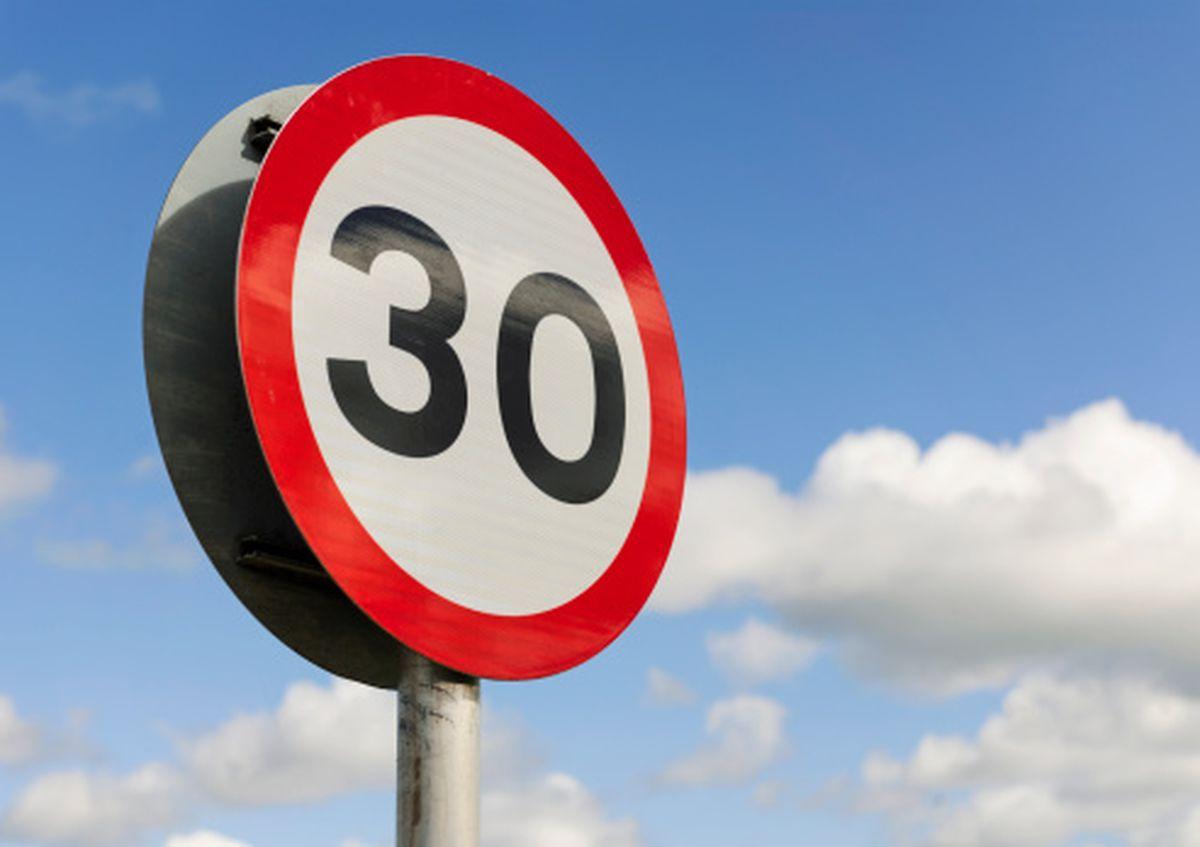 De nouvelles voies passeront à 30km/h dans la capitale dès fin aout