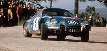 Alpine A110: une légende qui s'est construite en rallye