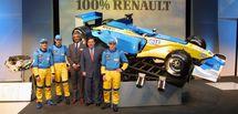 Le retour en F1 (2001-2002)
