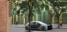 La vision du futur de la mobilité avec le Concept EZ-GO