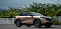 Nissan Ariya 2021 : un SUV 100 % électrique