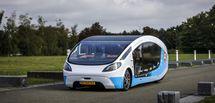 Stella Vita, un concept inédit de véhicule solaire