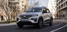 La Dacia Spring continue son ascension en silence