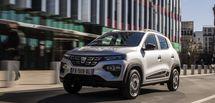 La Dacia Spring affiche ses tarifs