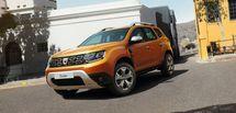 Le Dacia Duster seconde meilleure vente européenne en août