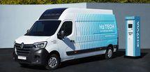 Renault Master Van H2-TECH (2022) : l'utilitaire passe à l'hydrogène