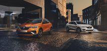 Renault Arkana se décline en TCe 160 ch et en hybride 145 ch