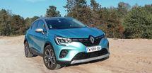 Essai Renault Captur E-TECH Plug-in:la vérité sur sa consommation réelle