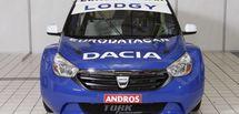 Trophée Andros: Dacia Lodgy