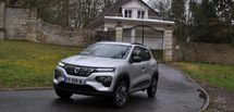 Dacia Spring 2021