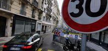 Paris va bientôt passer entièrement à 30 km/h