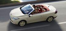 Série limitée Renault Mégane CC Floride