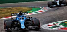 GP Formule 1 2021 USA : Week-end à oublier pour l'écurie Alpine