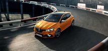 La future Mégane RS sera hybride