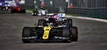 GP F1 Eifel : Daniel Ricciardo s'offre la 3ème place