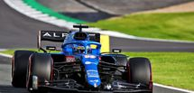 GP F1 Grande-Bretagne : Alpine marque des points précieux