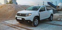 Dacia Duster : une version pick-up