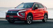 Mitsubishi Eclipse Cross PHEV 2021 : le SUV restylé pour l'Europe