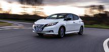 Nissan commercialise une série limitée de sa Leaf