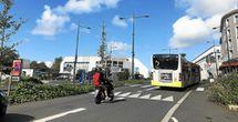 Brest : Le ras-le-bol des conducteurs de bus face aux dos-d'âne